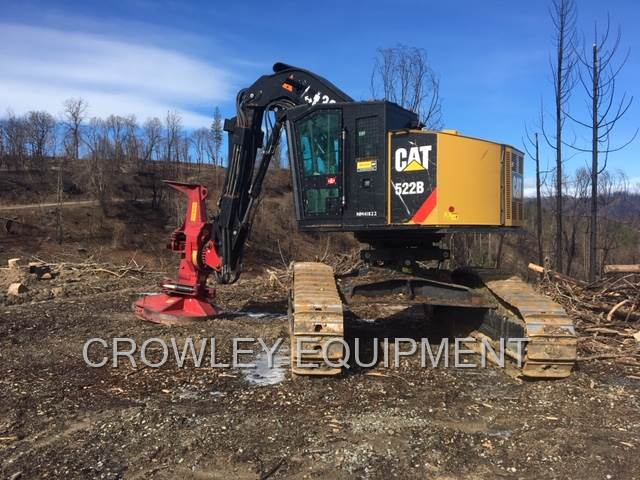 2016 Caterpillar 522B Feller Buncher with Quadco Hotsaw For Sale, 920 Hours  | Eugene, OR | 9836208 | MyLittleSalesman com