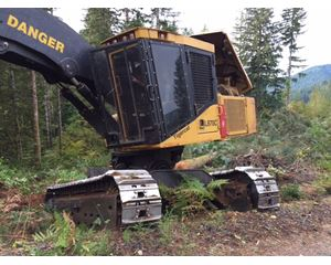 Tigercat L870C Feller Buncher