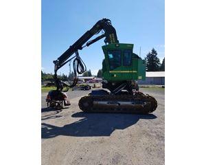 John Deere 759G Harvester