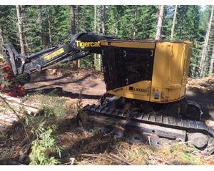 2013 Tigercat LX830C Harvester