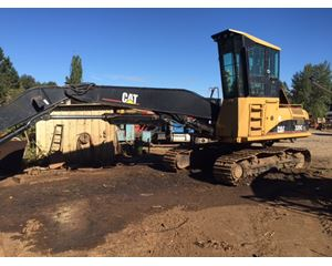 2007 Caterpillar 320C LL Log Loader