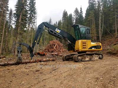 Caterpillar Log Loaders For Sale | Crowley Equipment
