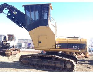 Caterpillar 325C Log Loader