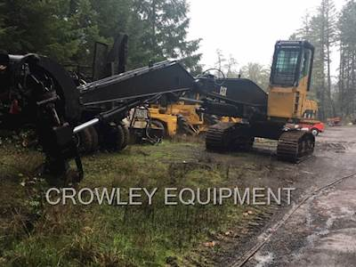 2003 Caterpillar 330C Log Loader with Grapple For Sale