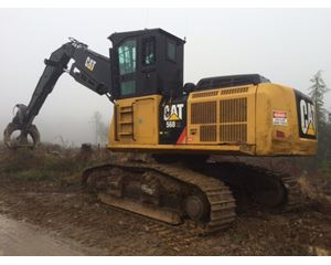 Caterpillar 568 LL Log Loader