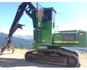 Deere 2154D Log Loader