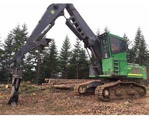 2014 John Deere 2954D Log Loader
