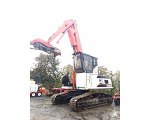 2013 Link-Belt 290X2 Log Loader