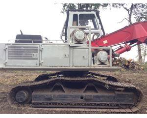 1990 Link-Belt 4300 C II Log Loader
