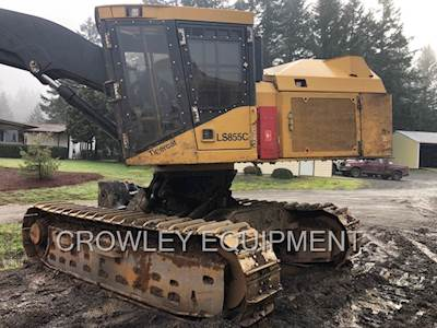 2014 Tigercat LS855C Log Loader with Grapple For Sale