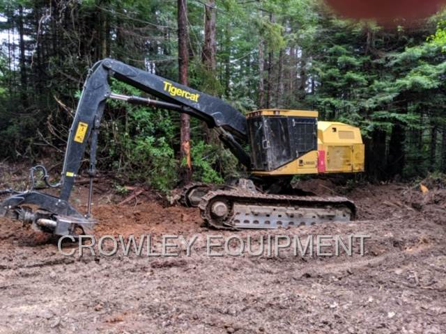 2017 Tigercat LS855D Log Loader with Log Grapple For Sale, 3,100 Hours |  Eugene, OR | 9758118 | MyLittleSalesman com