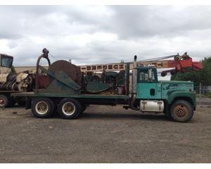 International 4300 TRANSTAR Logging Truck