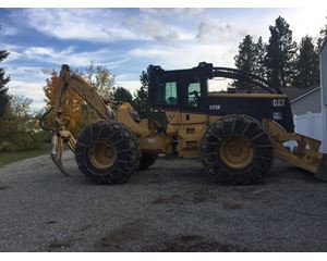 2002 Caterpillar 525B Skidder