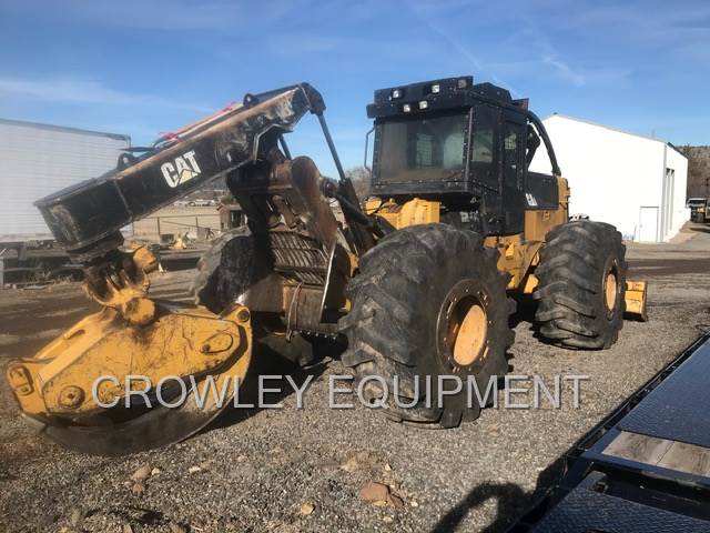 2012 Caterpillar 525C Skidder with Grapple For Sale - Eugene
