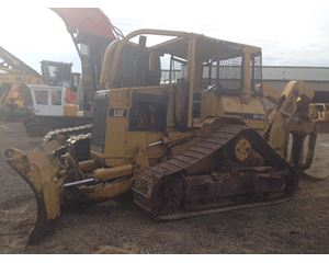 Caterpillar D4H TSK Skidder