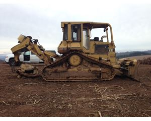 Caterpillar D5H TSK II Skidder