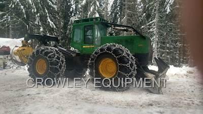 Skidders For Sale | Crowley Equipment