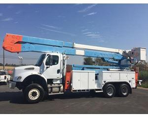 Freightliner BUSINESS CLASS M2 112V Bucket / Boom Truck