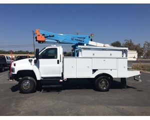 GMC TOPKICK C5500 Bucket / Boom Truck