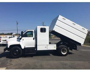 GMC TOPKICK C6500 Chipper Truck