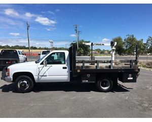 Chevrolet 3500 Flatbed Truck