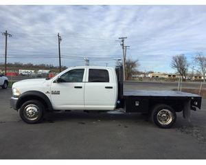 Dodge RAM 5500HD Flatbed Truck