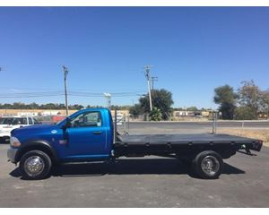 Dodge Ram 5500 Flatbed Truck