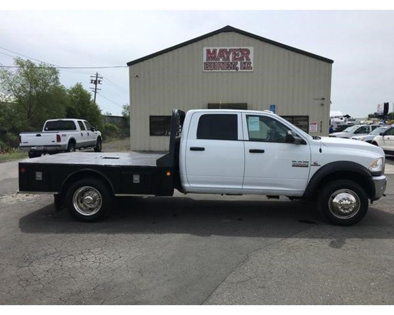 2014 ram 4500 slt flatbed truck for sale - west sacramento  ca