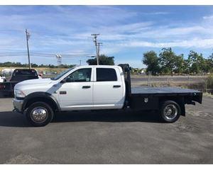 RAM 5500 SLT Flatbed Truck