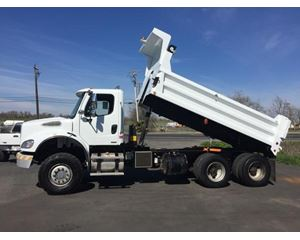 Freightliner BUSINESS CLASS M2 106 Heavy Duty Dump Truck