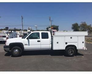 Chevrolet Silverado 3500 Service / Utility Truck