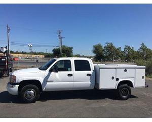 GMC 3500 Service / Utility Truck
