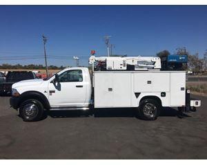 RAM 5500 SLT Service / Utility Truck
