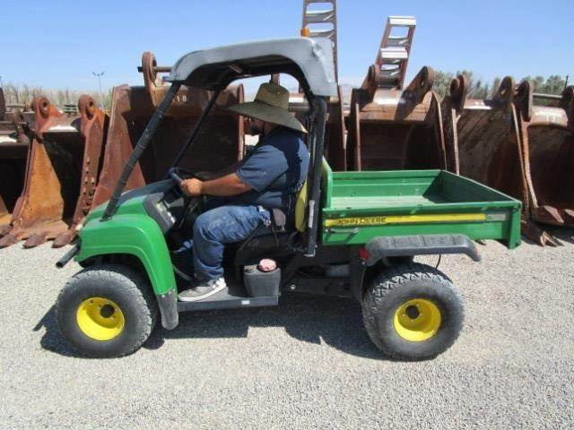 John Deere Gator Utility Vehicle For Sale Barstow Ca 9494078