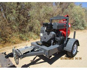 Multiquip MD600TD80 Pump
