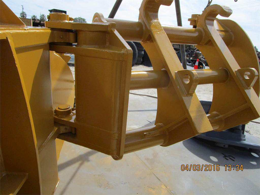 Caterpillar Side Dump Bucket For Sale Barstow Ca