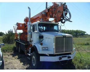 Western Star 4866S Digger Derrick Truck