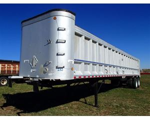 Trail King AFLS42 Dump Trailers End
