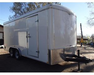 H & H Enclosed Trailer