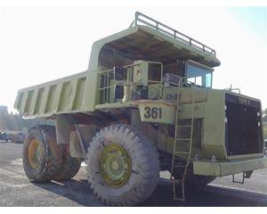 Terex 3309 Heavy Duty Dump Truck