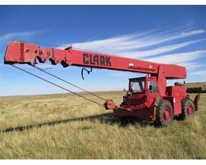 Clark 714 Rough Terrain Cranes