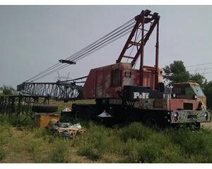 P&H 9125 Rough Terrain Cranes
