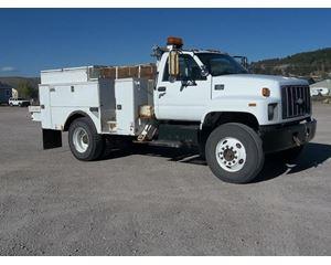 Chevrolet C7500 Service / Utility Truck