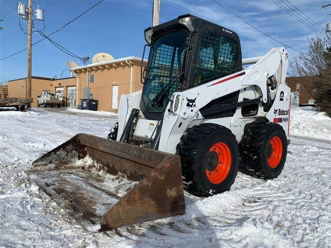2012 Bobcat S750 Skid Steer For Sale, 736 Hours | Bloomfield