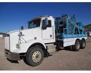 Kenworth T800 Utility Vehicle