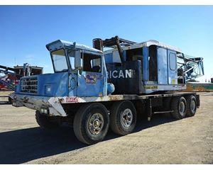 American 4460 Crane Truck