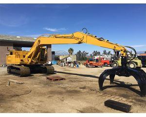 Hyundai ROBEX 210 LC Excavator