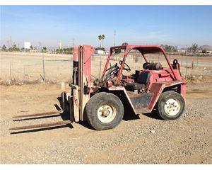 Champ CB40S Mast Forklift