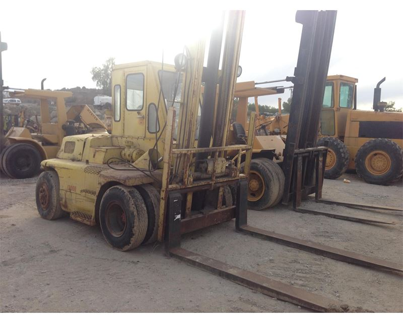 Towmotor v200 mast forklift for sale menifee ca for Tow motor vs forklift