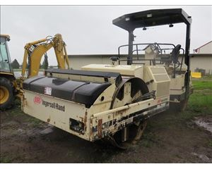 Ingersoll-Rand DD130HF Smooth Drum Compactor